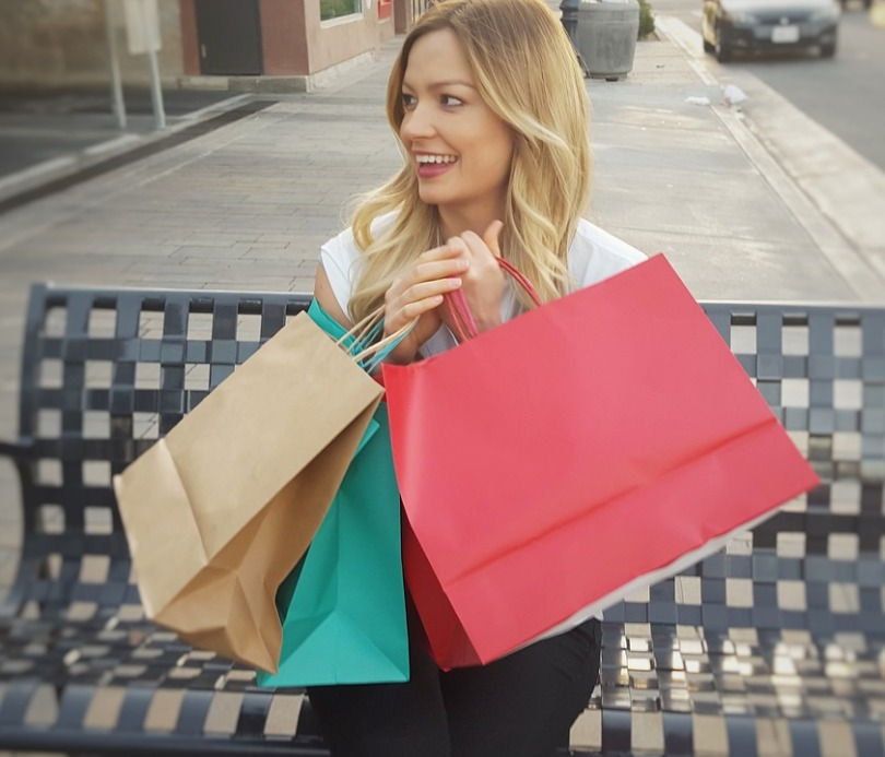 shopping boutiques